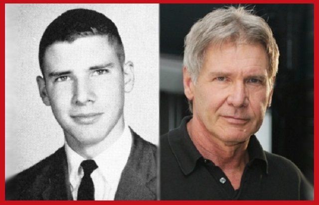 33. Harrison Ford