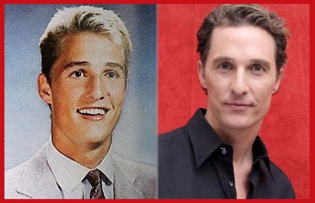46. Matthew McConaughey