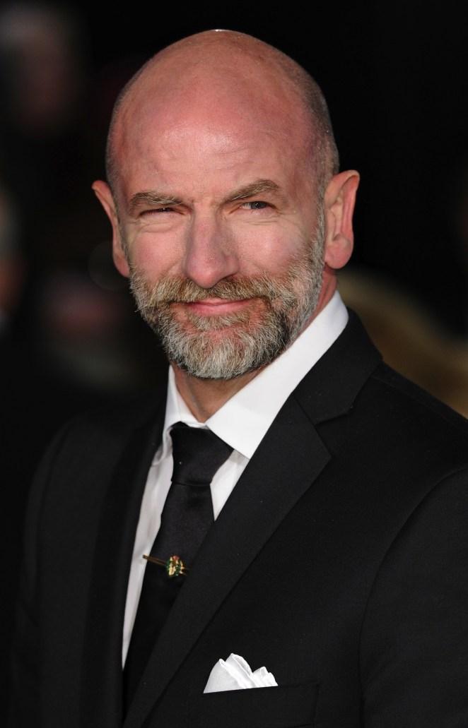 El actor: Graham McTavish
