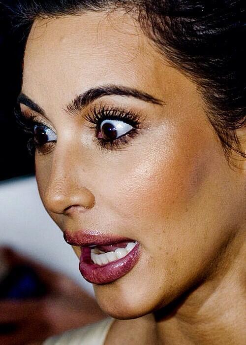 21. Kim Kardashian