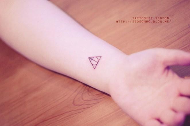 20. Además, por su tamaño, son geniales para esas personas que se quieren tatuar algo pero no quieren pasar por el dolor del proceso y la tediosa cicatrización