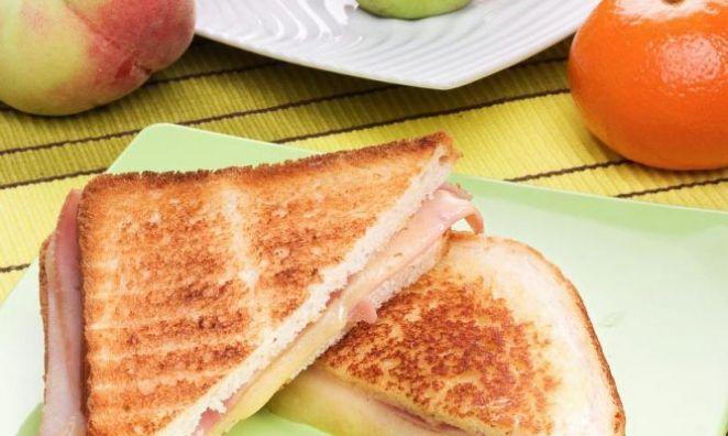 1. Jamón y queso
