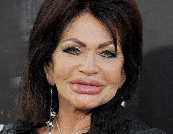 5.Jackie Stallone
