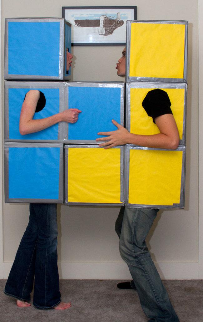 22. Piezas de Tetris