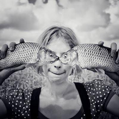21. Ojitos de pescado