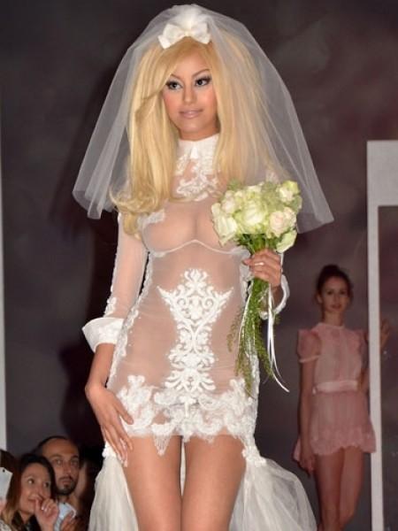 1. Te confundiste querida, el body sexy es para la noche de bodas.