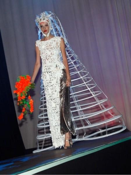 7. ¿Viene con seguro contra todo riesgo este vestido?