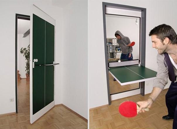9. Puerta - ping pong