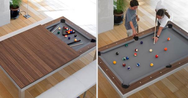 16. Mesa de comedor - pool