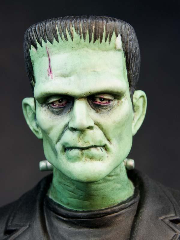 3. El monstruo del Dr. Frankestein