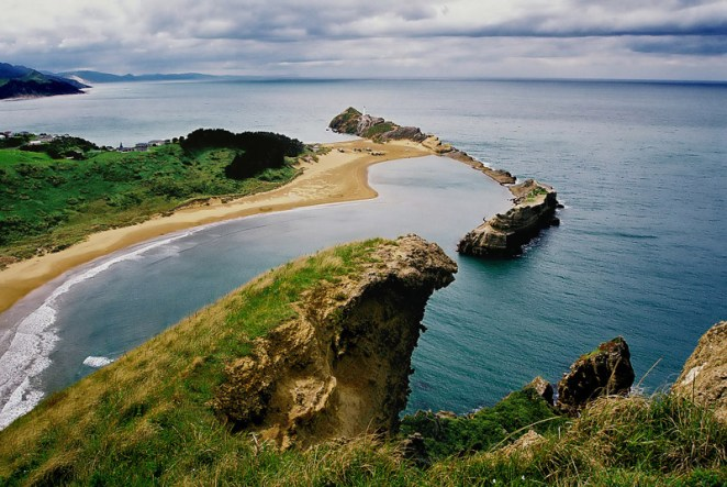 8. Castlepoint, Nueva Zelanda