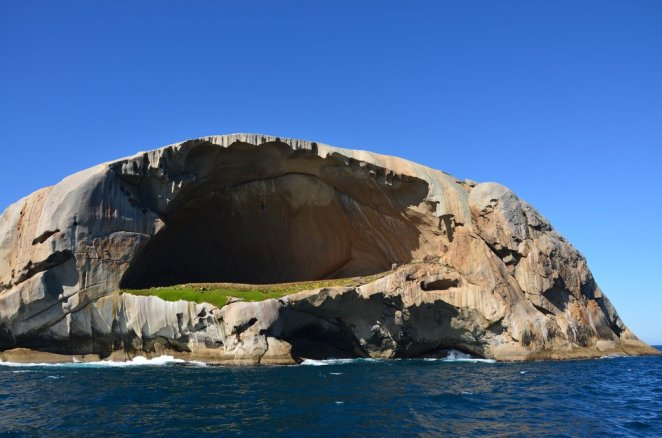11. Skull Rock, Parque Nacional Wilsons Promontory, Australia