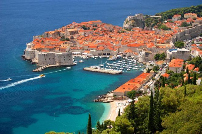 12. Dubrovnik, Croacia