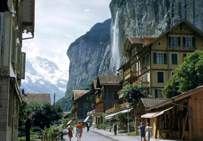17. Lauterbrunnen, Suiza