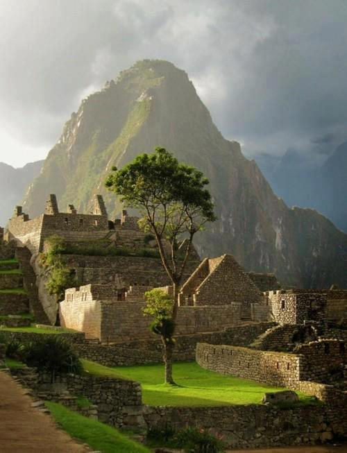 19. Machu Picchu, Perú