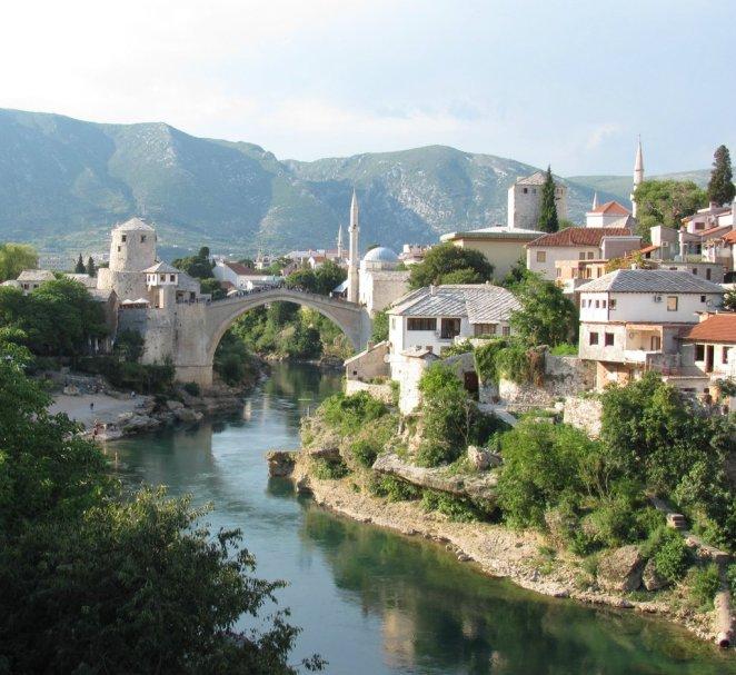 21. Mostar, Bosnia y Herzegovina