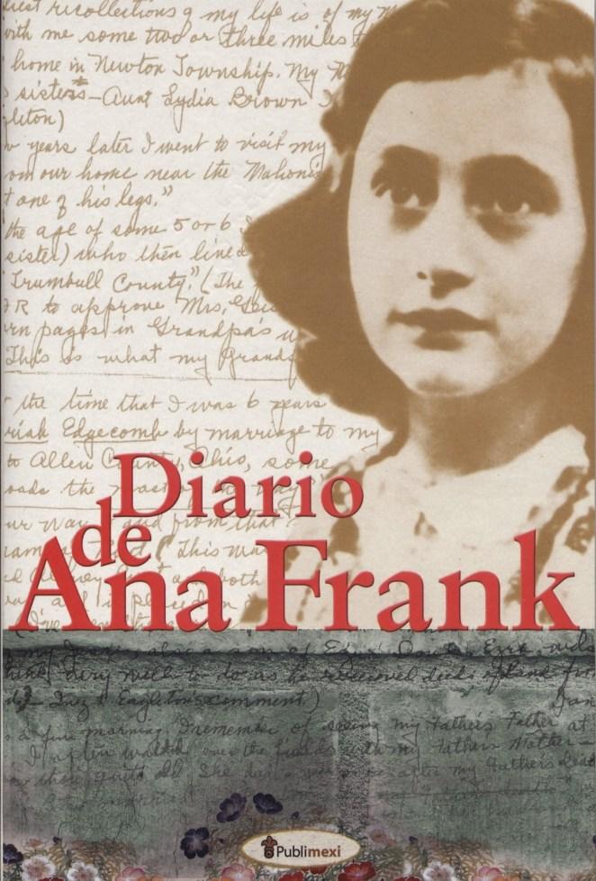 6. El diario de Ana Frank, Ana Frank
