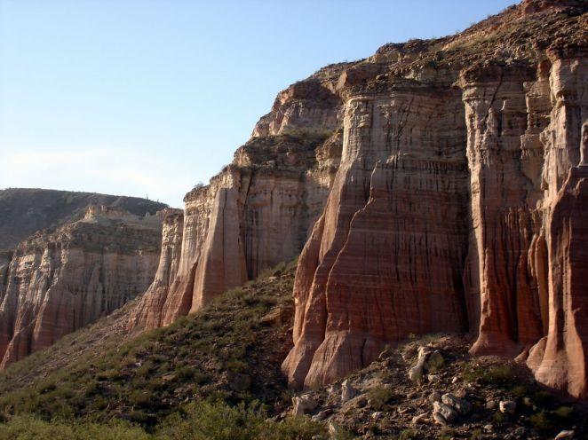 5. El Cañón de Talampaya, en La Rioja