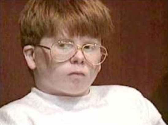1. Erick Smith: A los trece años estranguló, golpeó con piedras y sodomizó a su hermano menor. Su condición psiclológica no le permitía contener la ira.