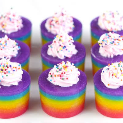 8. Shots arcoiris