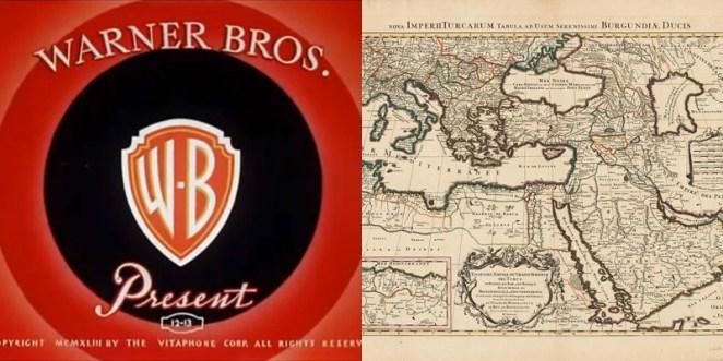 14. Cuando Warner Brothers se formó, el Imperio Otomano todavía estaba vivo.