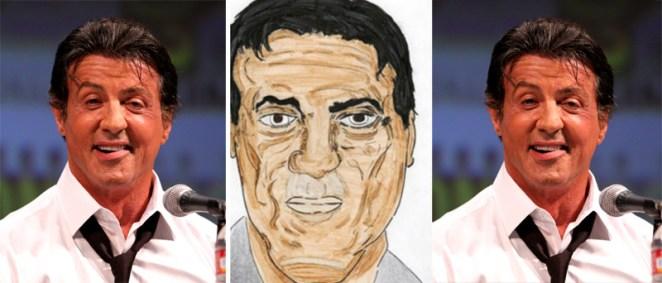 12. Sylvester Stallone