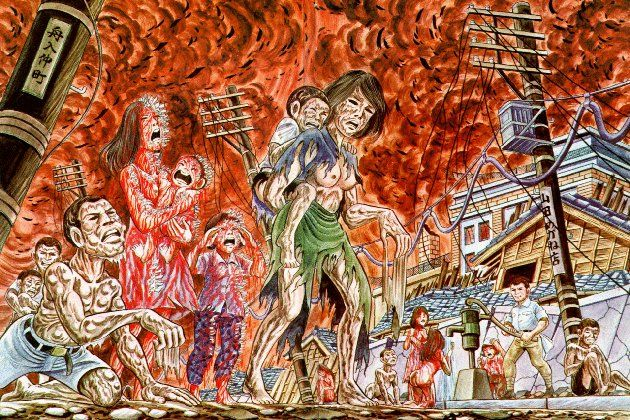 3. Barefoot Gen (Hadashi no Gen)