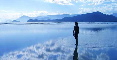 5. ¿Pueden las personas caminar sobre el agua?