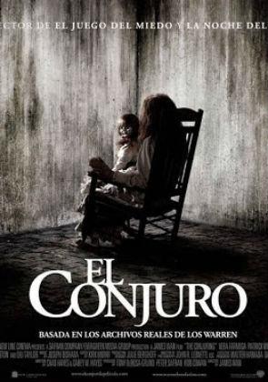 7. El Conjuro - 2013