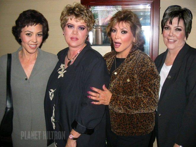 Las Kardashian, en una reunión de Essen.