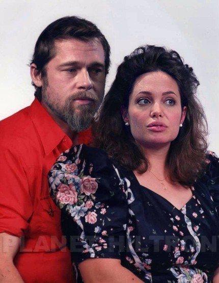 Brad Pitt y Angelina Jolie esperando el veredicto por manejar una red de trata y haber asesinado a sus hijos.