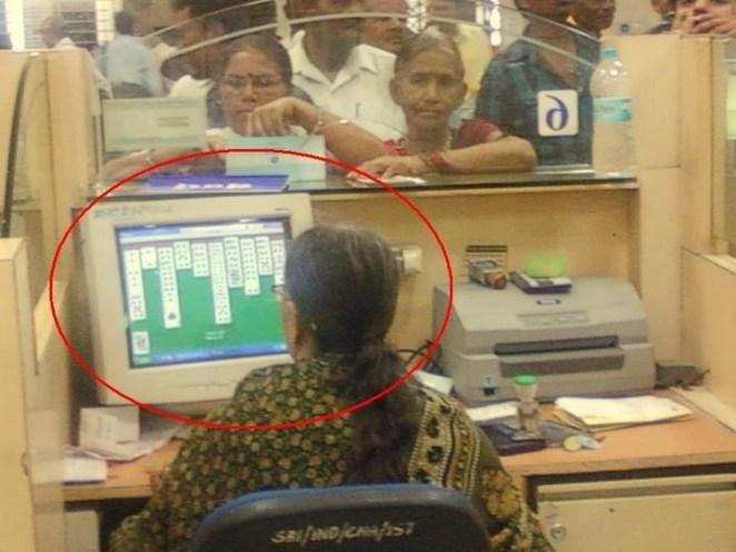 10. Burocracia en el peor sentido de la palabra.