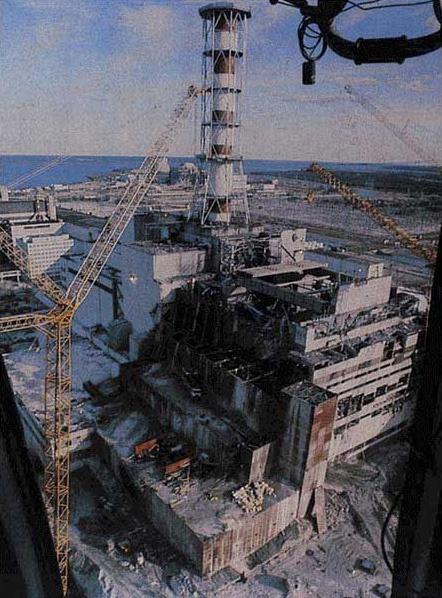 14. La construcción defectuosa que hizo explotar el reactor de Chernobyl. Las consecuencias todavía siguen a la vista.