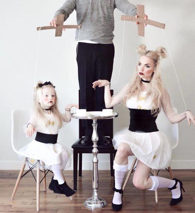 Creative fun family photography