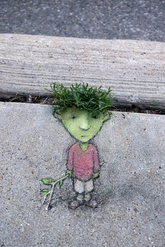 Creative Chalk Arts