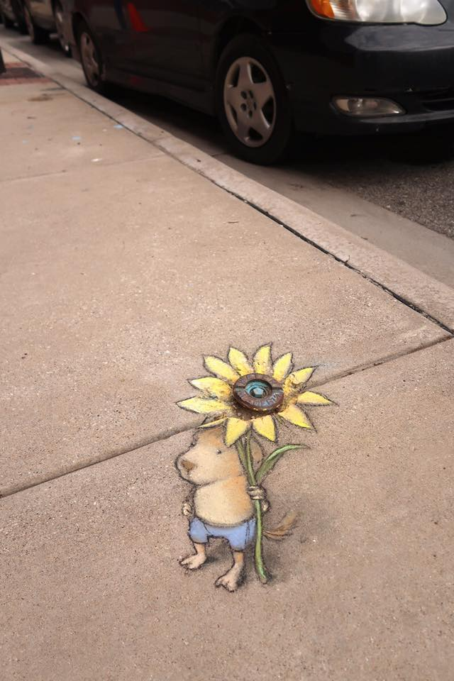 Creative Chalk Arts