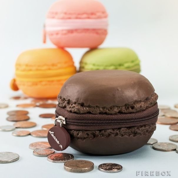Food Coin Purses