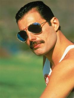 2. Freddy Mercury