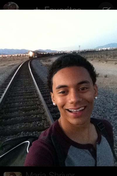 15. La última selfie.
