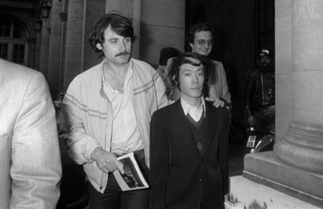 34 meses más tarde sale en libertad sin ninguna causa pendiente en Japón y con todas las causas contra él retiradas en Francia