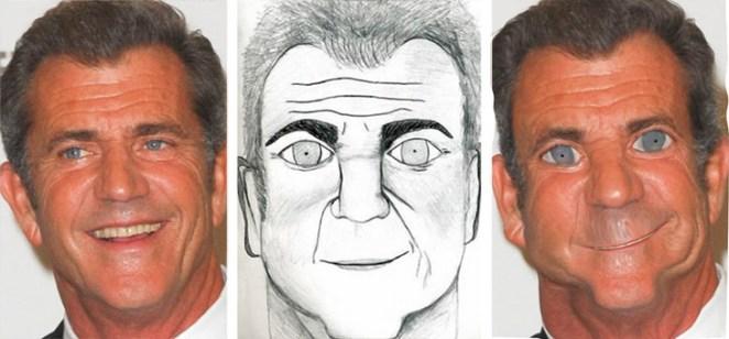 4. Mel Gibson