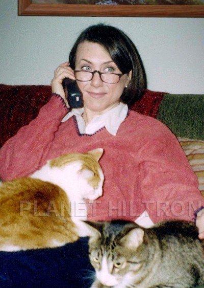 Jennifer Aniston, amante de los gatos y adicta a los crucigramas.