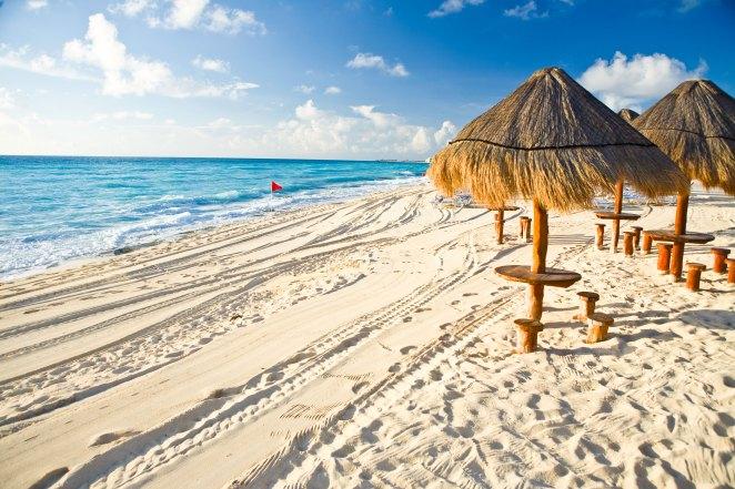 3. Cancún, México
