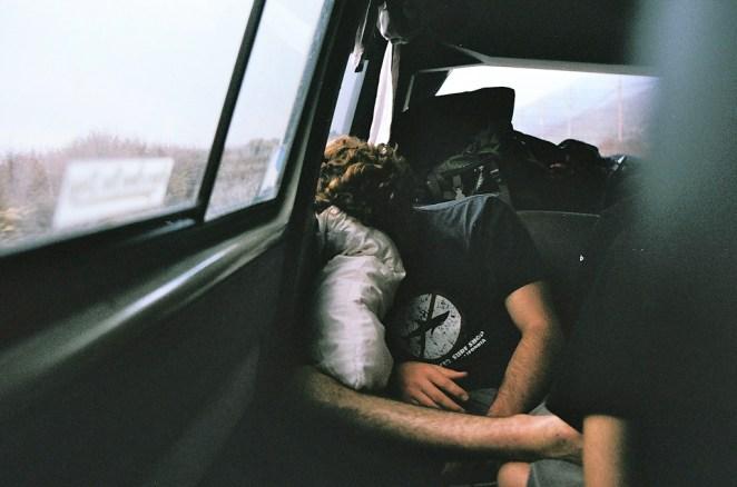 4. Los que se quedan dormidos