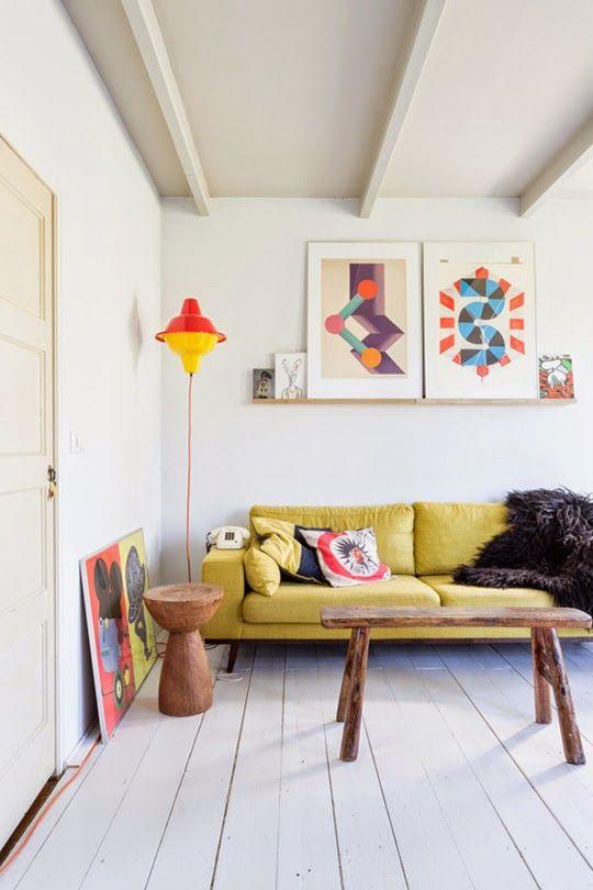 3. Elegir el color de tu sofá es una decisión más que importante.