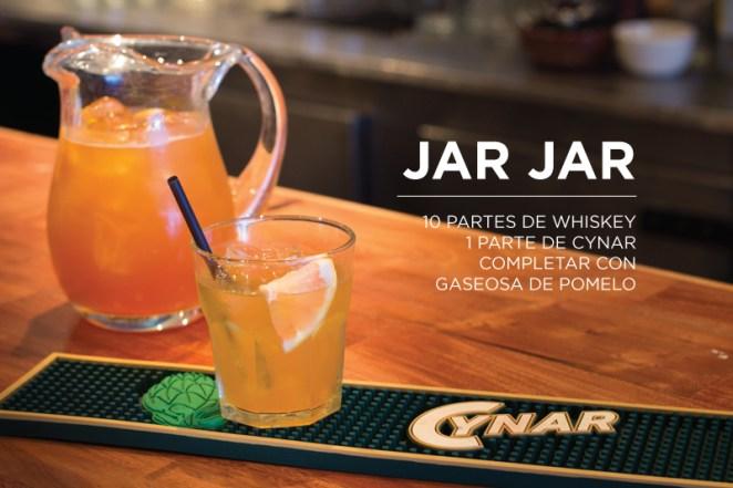 12. La Jar Jar, porque lo bueno hay que compartirlo