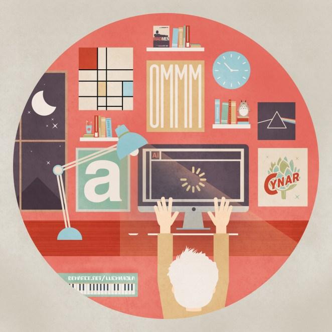 5. Y ni hablar de los contratiempos de trabajar con la tecnología