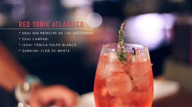 Un Red Tonic Atlántico captura la esencia de Tato sin descuidar al cliente.