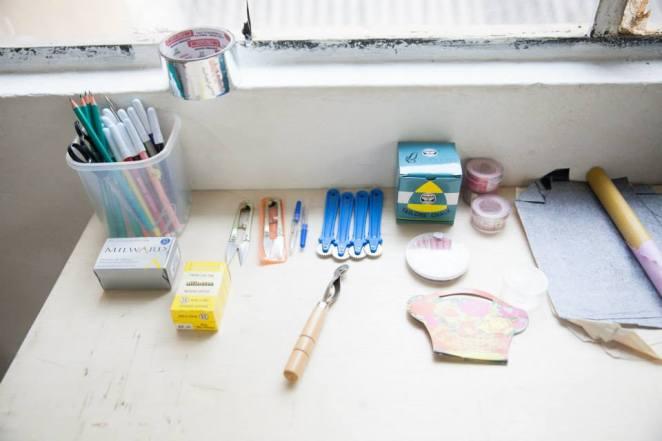 El atelier te brinda todas las herramientas necesarias para crear las prendas, de forma gratuita.