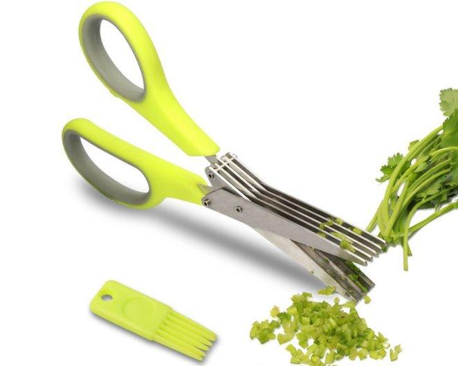 Multipurpose kitchen shears